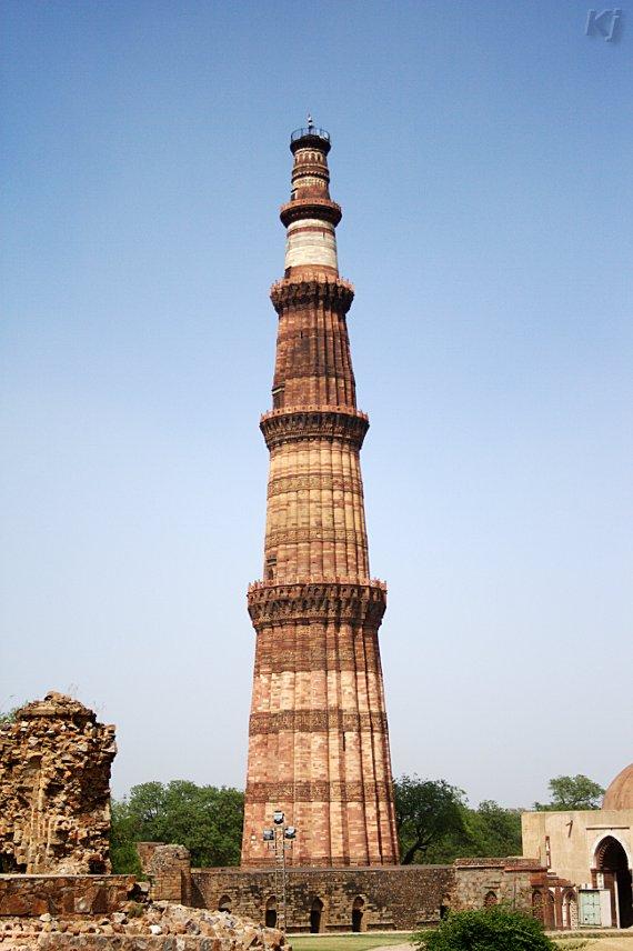 Image Gallery Minar Delhi
